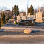 Cmentarz- stan obecny