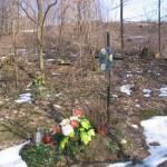 Cmentarz- tak było