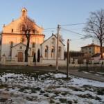 Kościół i szopka