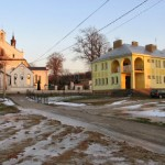 Dom parafialny- stan obecny