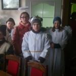 Oaza Dzieci Bożych z kolędą w naszych domach