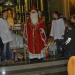 Mikołaj w naszej parafii