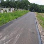 Cmentarz- wykonane prace