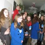 Młodzież na SMAP-ie w Przeworsku