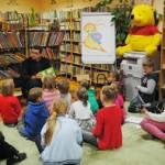 Oaza-czyta dzieciom